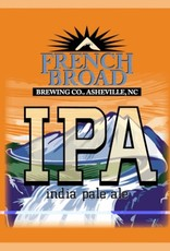 French Broad 'IPA' 22oz