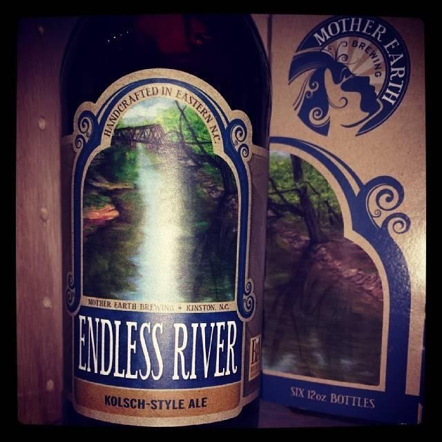 Mother Earth 'Endless River' Kolsch 12oz Sgl