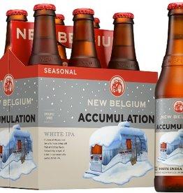 New Belgium New Belgium 'Accumulation' White IPA 12oz Sgl