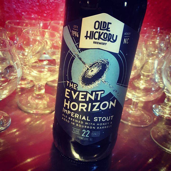 Olde Hickory 'Event Horizon - 2017' Imperial Stout 22oz