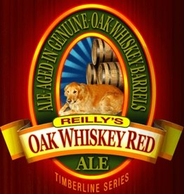 Twisted Pine Twisted Pine Reilly's Oak Whiskey Red 12oz Sgl