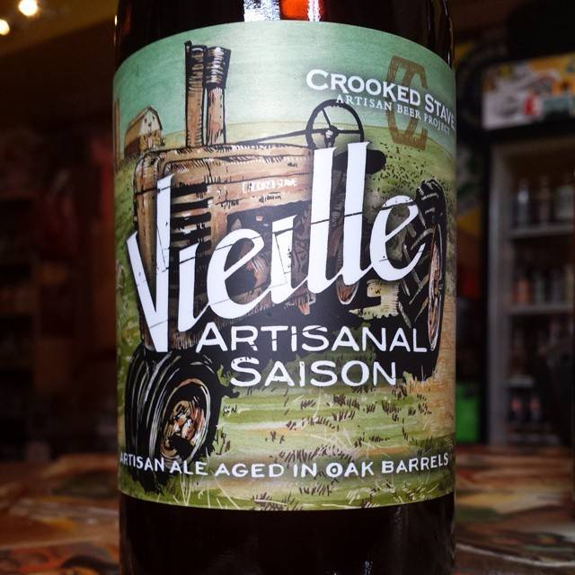 Crooked Stave 'Vieille' Farmhouse Ale 375ml