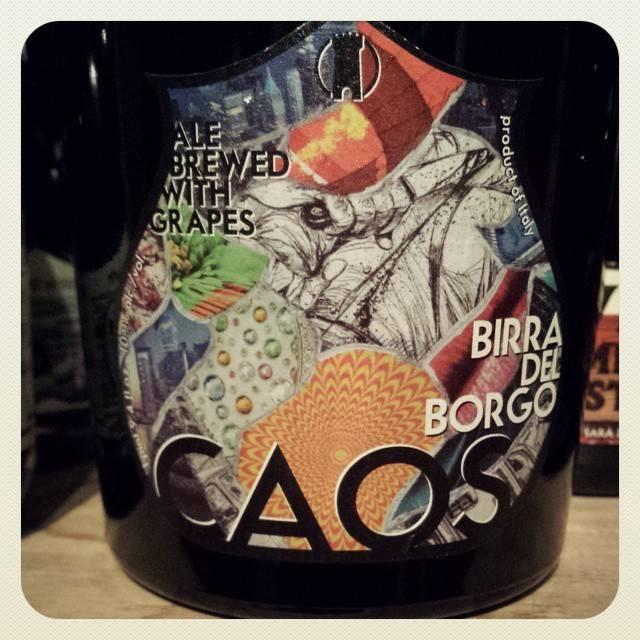 Del Borgo 'Caos' 750ml