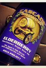 Cascade 'Elderberry - 2015 Project' 750ml