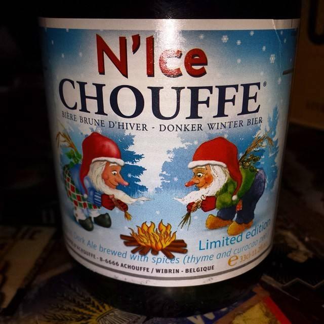 d'Achouffe 'N'Ice Chouffe' 11.2oz Sgl