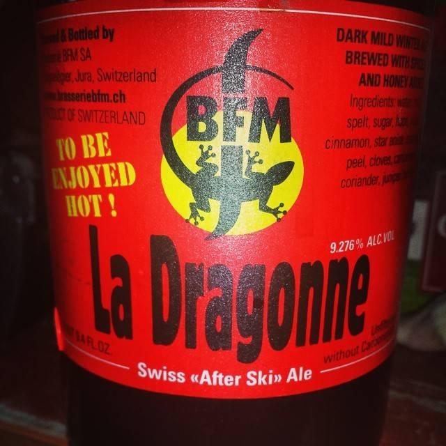 BFM 'La Dragonne' 750ml