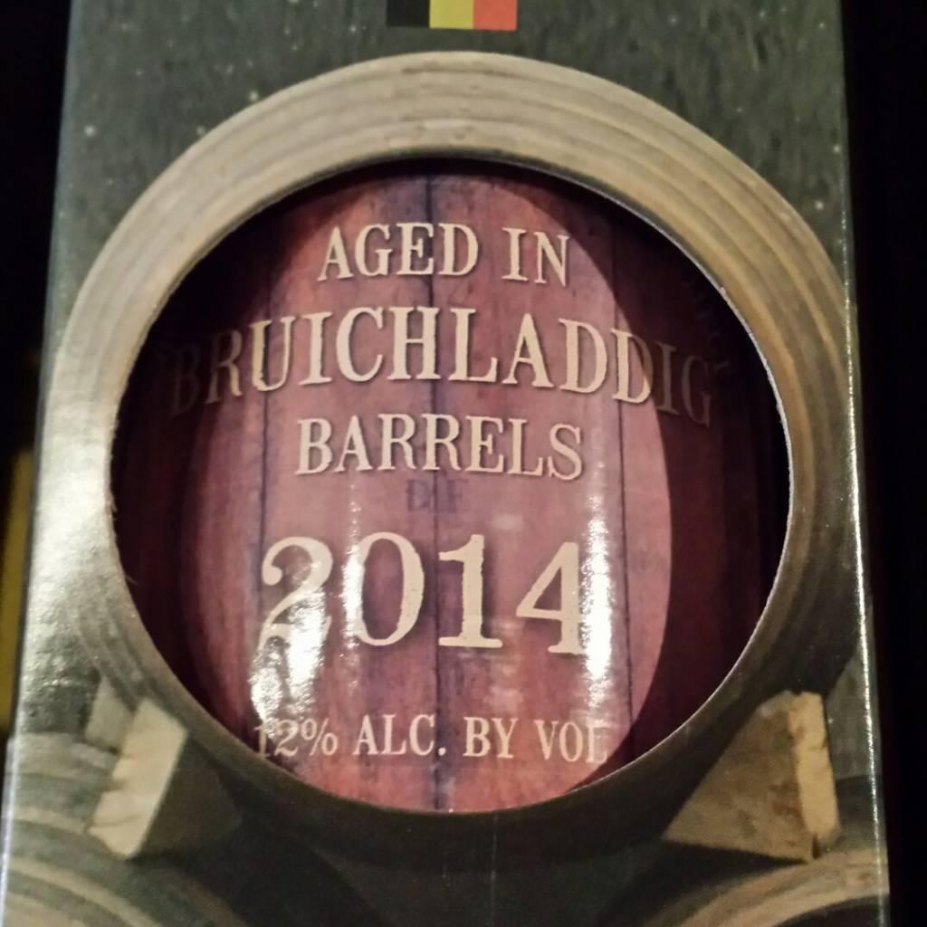 Hof Ten Dormaal 'Barrel-aged - Bruichladdic 2014' 750ml