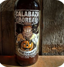 Anchorage x Jolly Pumpkin 'Calabaza Boreal' Saison 750mL