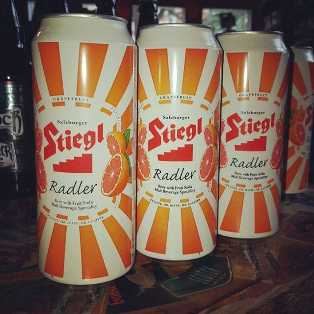 Stieglbrauerei 'Grapefruit Radler' 16oz Sgl (Can)
