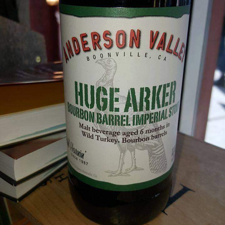 Anderson Valley AVBC 'Huge Arker' 22oz
