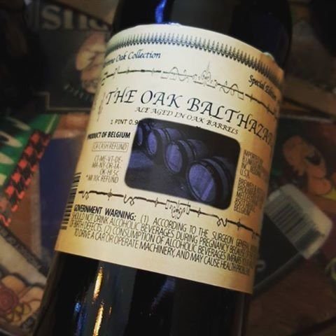 Alvinne 'Balthazar - Oak Collection' 500ml