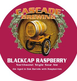 Cascade 'Blackcap Raspberry - 2015 Project' Sour Ale 750ml
