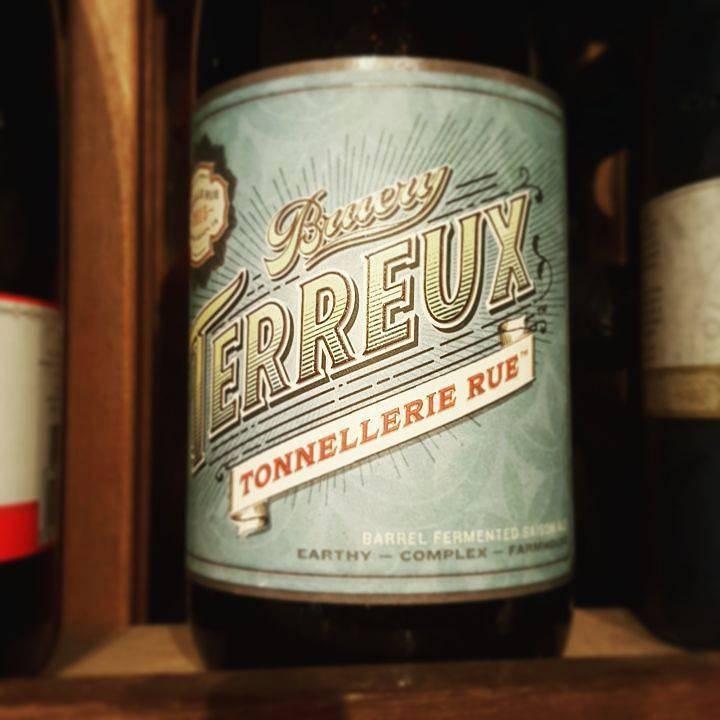 The Bruery 'Tonnellerie Rue' Barrel Fermented Saison 750ml
