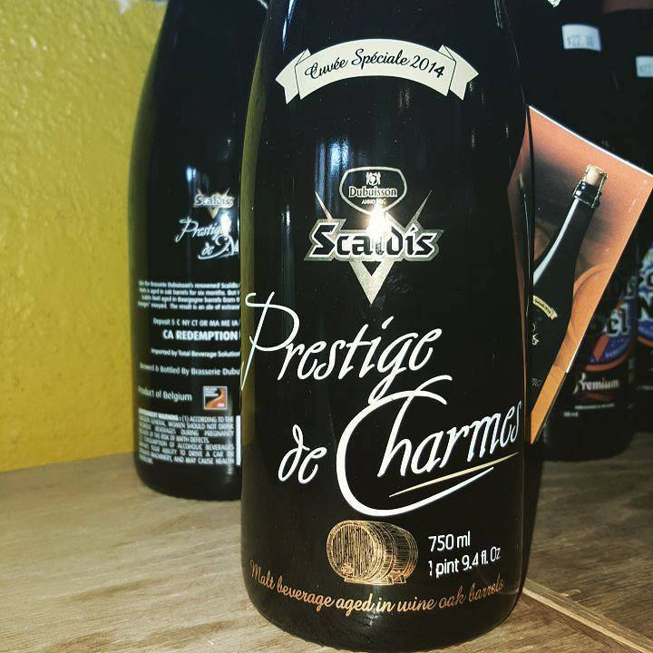 Dubuisson 'Scaldis Prestige De Charmes' 750ml