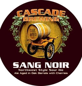 Cascade Cascade 'Sang Noir - 2014 Project' Sour Ale 750ml