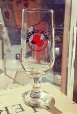 Grandstand Bruisin Ales 'Tasting Glass'