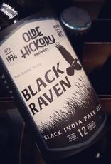 Olde Hickory 'Black Raven' IPA 12oz Sgl