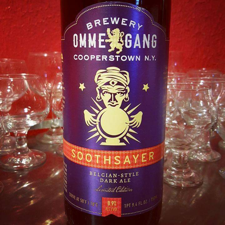Ommegang 'Soothsayer' 750ml