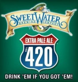 Sweetwater Sweetwater '420' Bottle  (Box of 24)