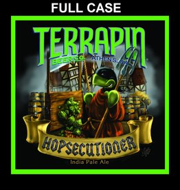 Terrapin Terrapin Hopsecutioner IPA Case (12oz - Box of 24)