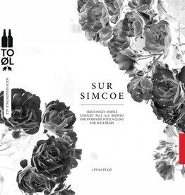 To Øl 'Sur Simcoe' Sour Mash Session IPA 330ml