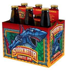 Lost Coast Lost Coast Sharkinator White IPA Case (12oz - Box of 24)