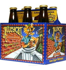 Lost Coast Lost Coast Alleycat Amber Case (12oz - Box of 24)