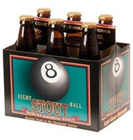 Lost Coast Lost Coast 8 Ball Stout Case (12oz - Box of 24)