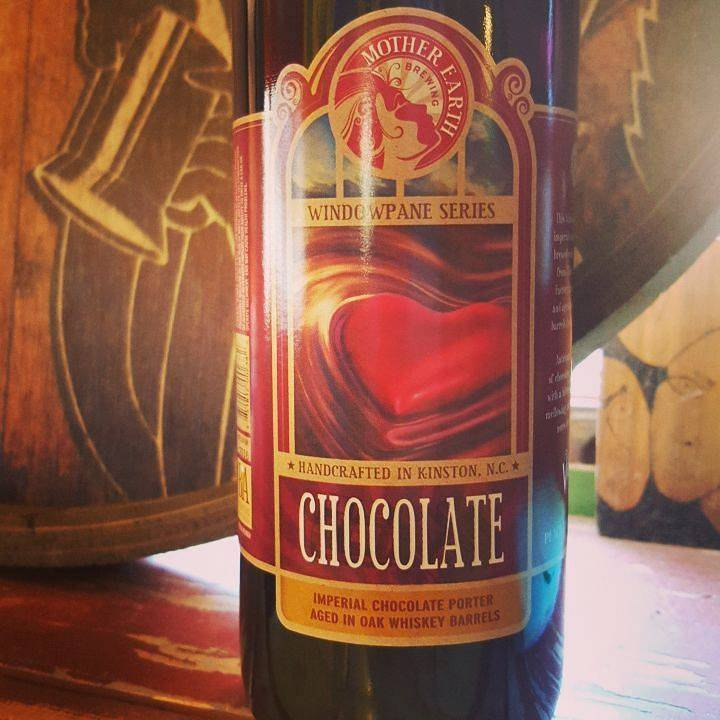Mother Earth 'Windowpane - Chocolate' Imperial Porter 750ml