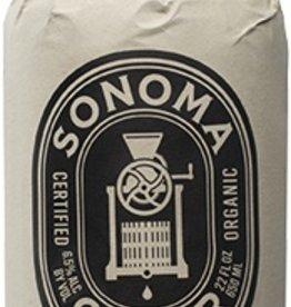Sonoma 'Dry Fuji' Bourbon Cider 22oz