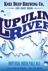 Knee Deep 'Lupulin River' Imperial IPA 22oz