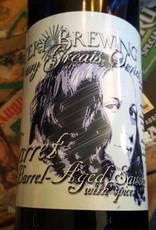 Mystery Mystery 'Barret' Barrel-aged Saison 22oz