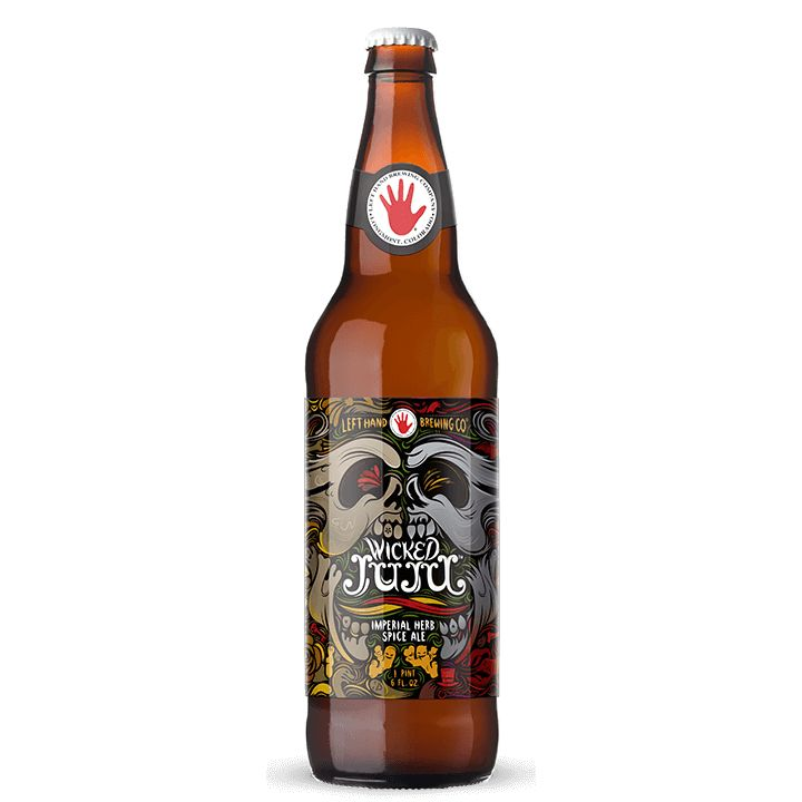 Left Hand Left Hand 'Wicked Juju' Imperial Ginger Ale 22oz