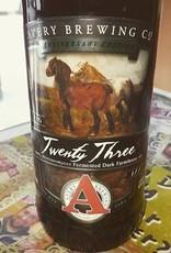 Avery 'Twenty Three' Anniversary Ale 22oz