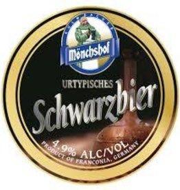 Monchshof 'Schwarzbier' 500ml