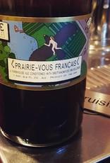 PRAIRIE 'Prairie-Vous Francais' Farmhouse Ale 750ml
