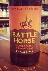 Buxton 'Battle Horse' Double Black IPA 11.2oz Sgl