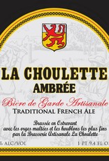 La Choulette 'Ambree' Biere de Garde 750ml