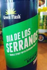 Green Flash Green Flash 'Dia De Los Serranos' 22oz