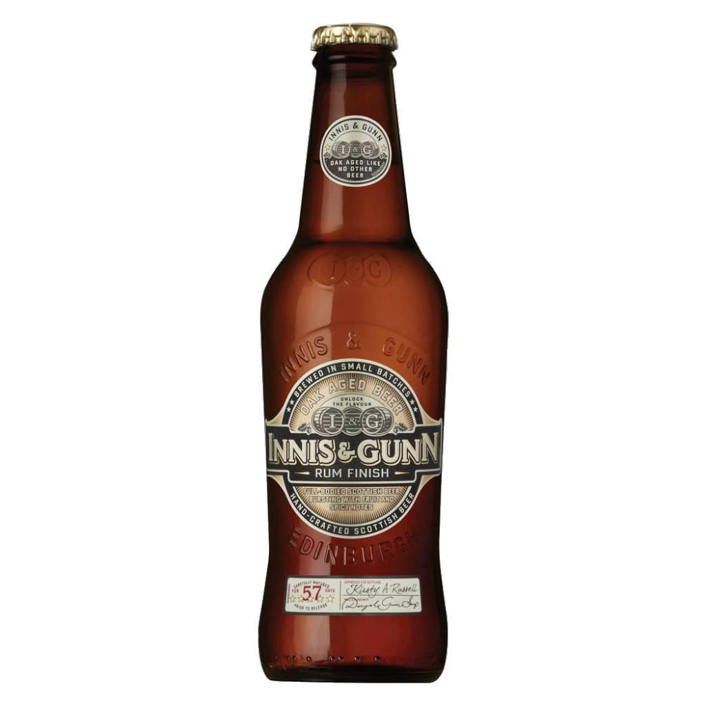 Innis & Gunn 'Rum Finish' Oak Aged Scotch Ale 12oz Sgl
