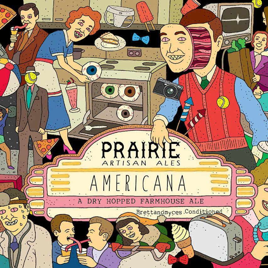PRAIRIE 'Americana' 500ml