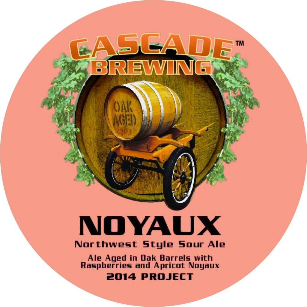 Cascade 'Noyaux - 2014 Project' 750ml