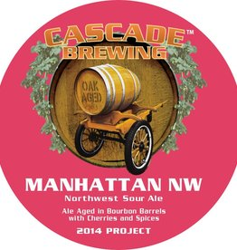 Cascade 'Manhattan NW - 2014 Project' 750ml