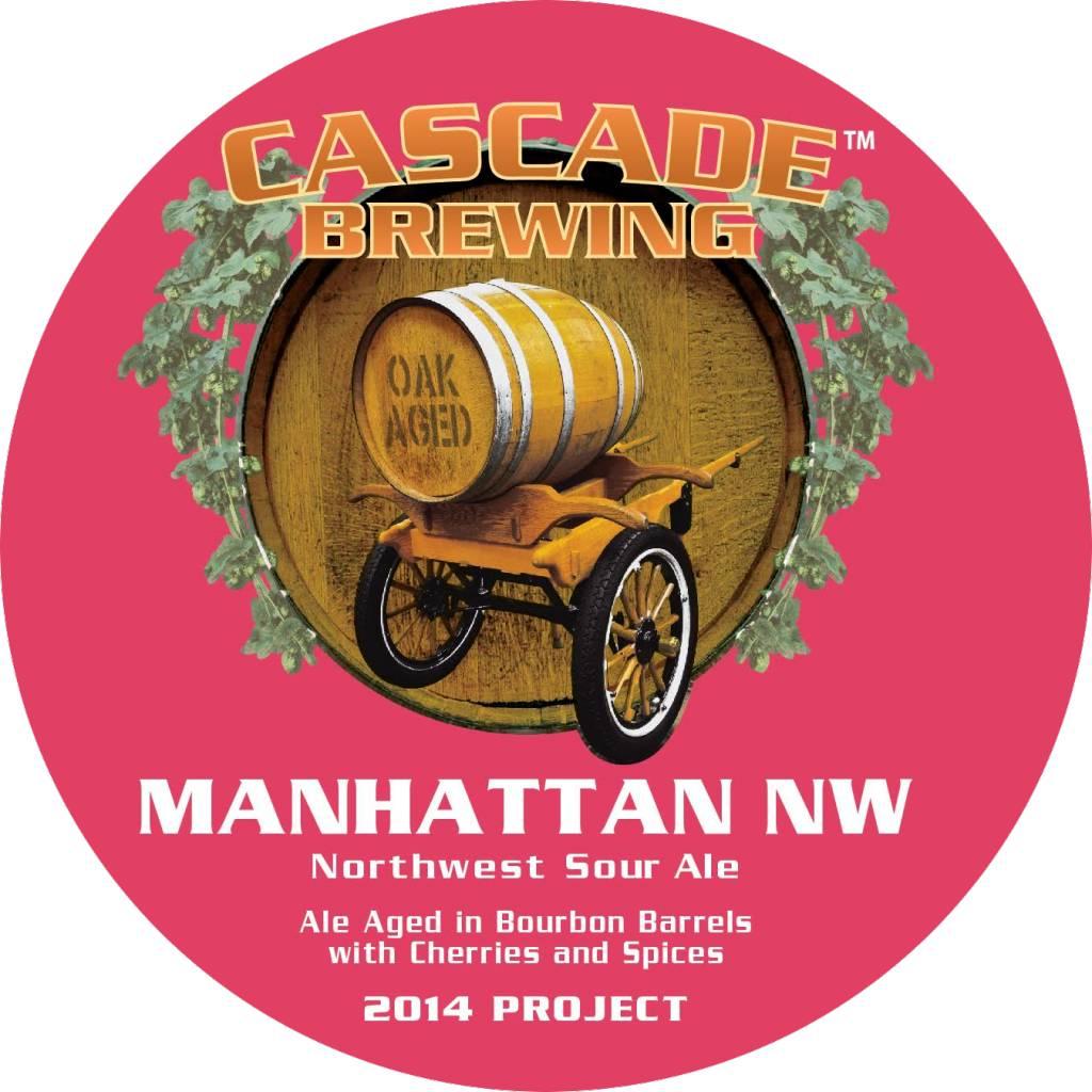 Cascade 'Manhattan NW - 2014 Project' 750ml