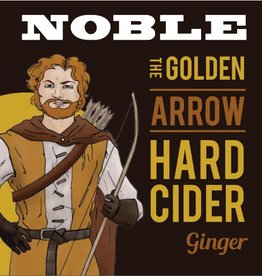 Noble Cider 'Golden Arrow' Hard Cider 500ml