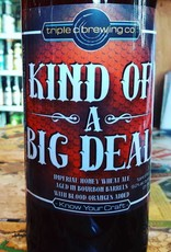 Triple C 'Kind of a Big Deal - Blood Oranges' 22oz