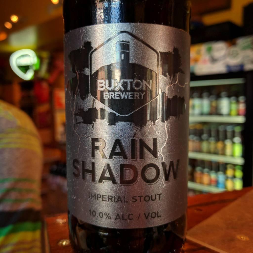 Buxton Rain Shadow' Imperial Stout 330ml