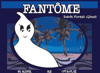 Fantôme Fantome 'Dark Forest Ghost' 750ml