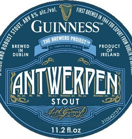Guinness Guinness 'Antwerp' 11.2oz Sgl