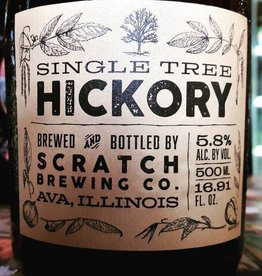 Scratch 'Single Tree Hickory' Sour Ale 330ml